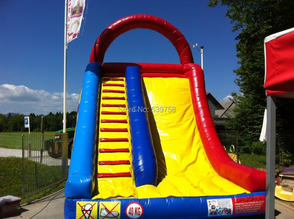 Factory direct inflatable castle slide,Small household slides  inflatable slides CN-046 factory direct inflatable castle slide small household slides inflatable slides cn 046