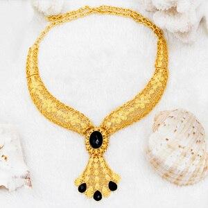 Image 2 - Bijoux en or Dubai pour femmes 24 pièces