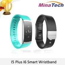 100% Оригинальные iwown i5 плюс i6 pro умный Браслет Bluetooth 4.0 SmartBand Smart Band Шагомер сна Monitores умный Браслет