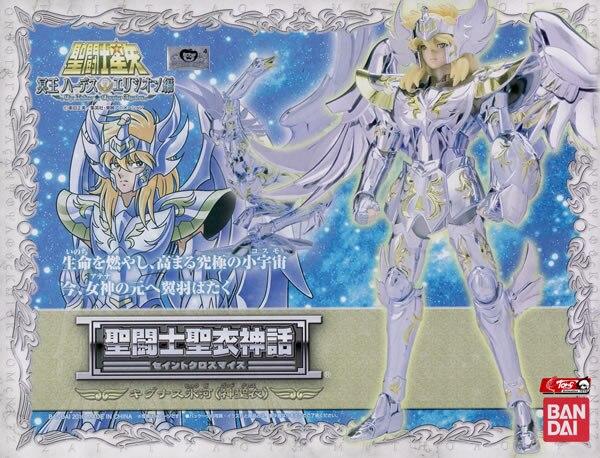 "Japan Anime ""Saint Seiya"" Originele BANDAI Tamashii Naties Saint Doek Mythe Action Figure Cygnus Hyoga God Doek-in Actie- & Speelgoedfiguren van Speelgoed & Hobbies op  Groep 2"