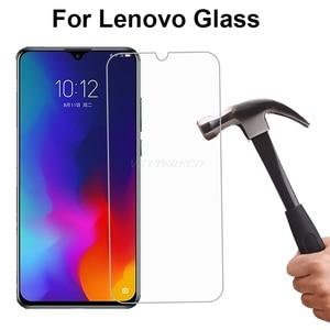 Tempered Glass For Lenovo K6 Enjoy Z6 Pro Lite K9 K5S S5 Pro Z5 Pro Z5S K5 Play K350T Phone Film Lenovo Z6Pro Screen Protector(China)