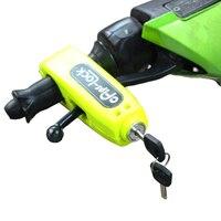 ใหม่ล่าสุดสากลรถจักรยานยนต์สกูตเตอร์H Andlebarความปลอดภัยล้อล็อกจับเค้นล็อครักษาความปลอดภัยร...