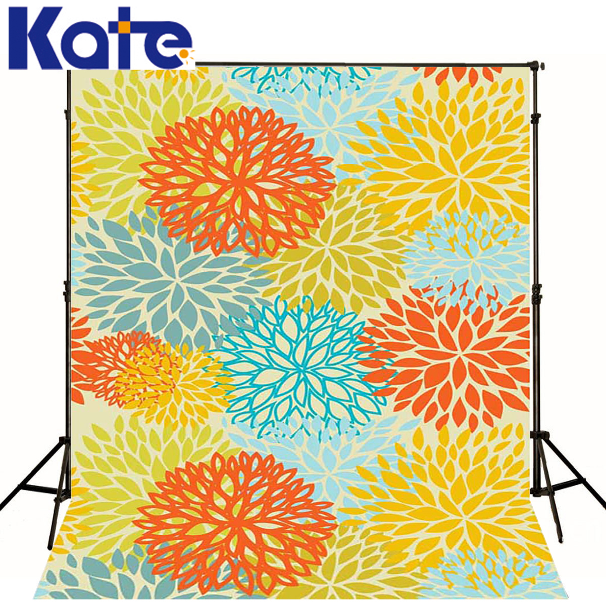 Photography Backdrops Spherical Flower Baby Studio Color Wall ...