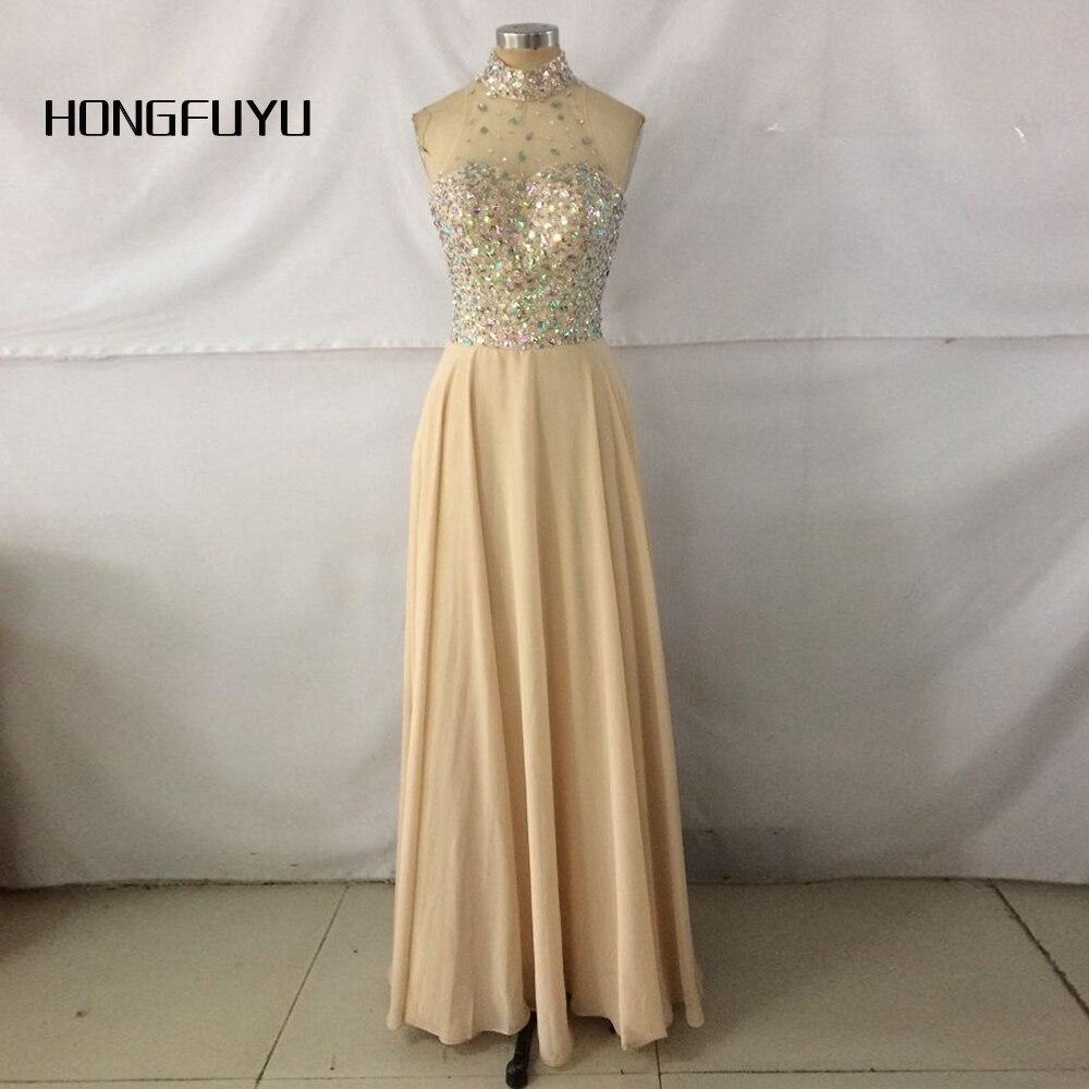 5f99105c3531 ⑦Пикантные Элегантные Холтер шифон Бисер вечернее платье без ...