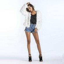 Muxu white clothes Jacket woman Coat Women feminine Streetwear jackets casaco feminino cardigan jaqueta feminina