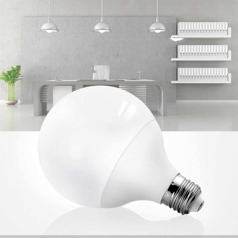 LED 電球ランプ E27 5 ワット 7 ワット 9 ワット 15 ワット 20 ワット 40 ワット 85-265V /220 12v ウォーム/クールホワイトランパーダホームライト Bombillas ランプスポットライト LED 電球ライト