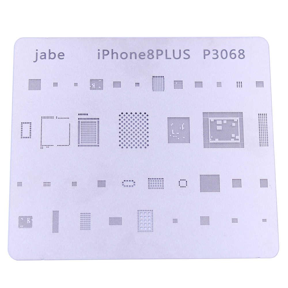Repair-Kits Mobile Phone Rework Repair BGA Reballing Stencils for Galaxy S6