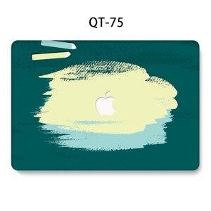 Image 3 - جديد ل المحمول الساخن دفتر ماك بوك حالة غطاء للأكمام اللوحي أكياس ل ماك بوك اير برو الشبكية 11 12 13 15 13.3 15.4 بوصة Torba