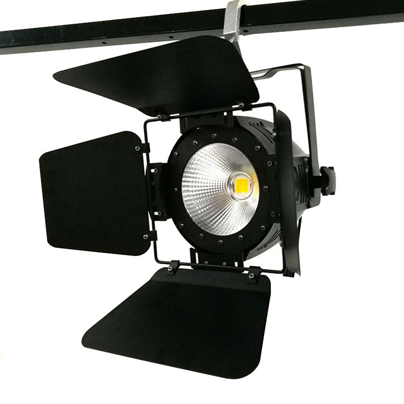 4pcs LED Can Par COB 200W RGBWA UV 6in1 Light Audience Studio Blinder High Quality For Bar Clubs Theaters SHEDHS Free Shipping rasha brand 2 100w 2in1 cob ww cw led blinder light stage audience studio blinder light theater light