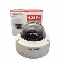 Hikvision 8MP IP Камера DS 2CD2185FWD I купола Камера H.265 высокое Разрешение CCTV Камера с слот для карты SD IP67