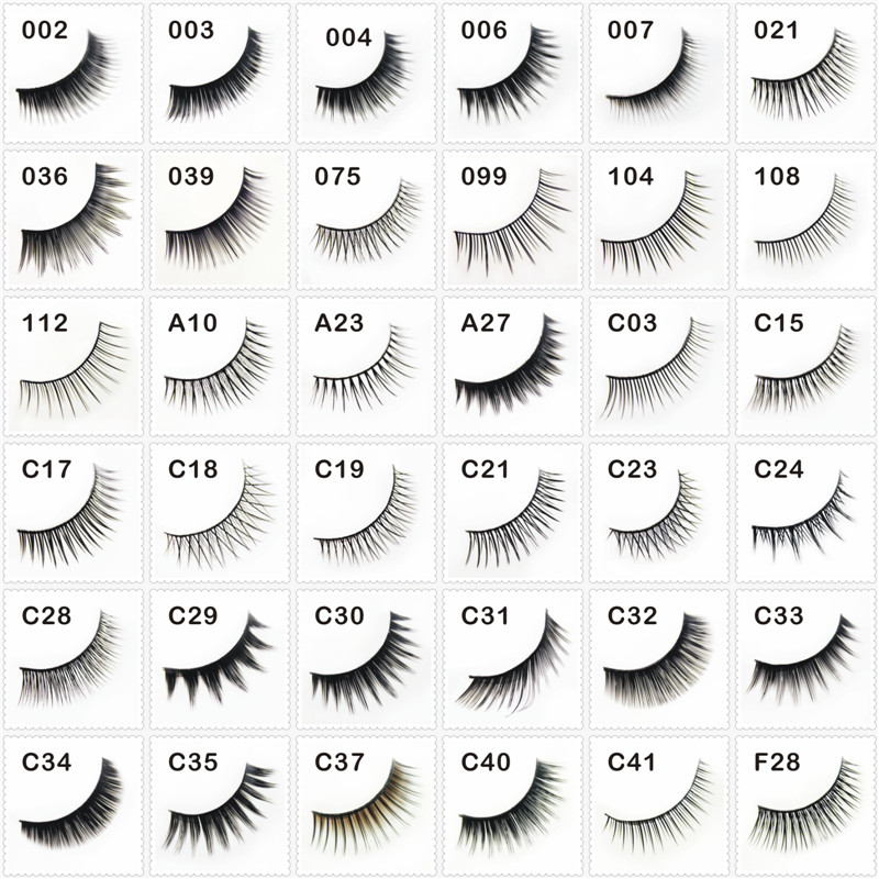 Online Buy Wholesale different eyelash extensions from China ...