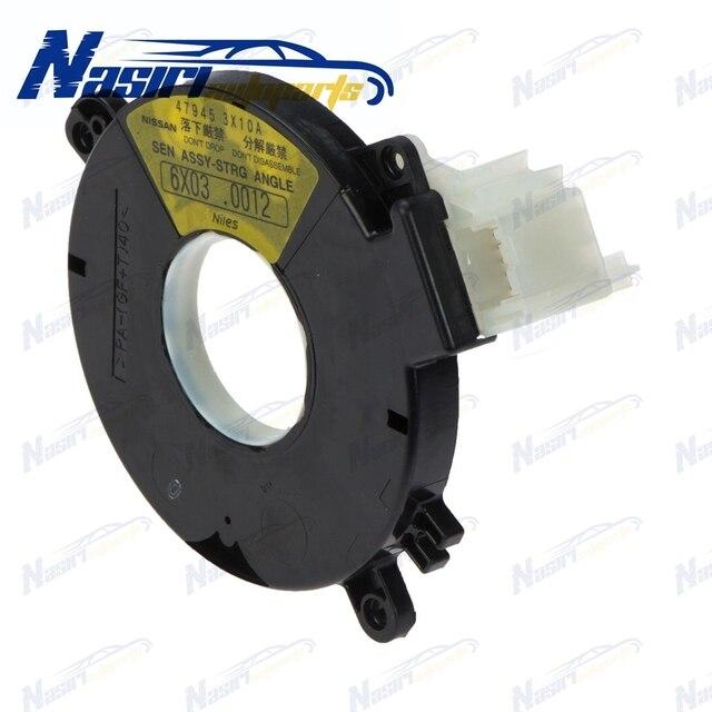 Steering Wheel Angle Sensor For Nissan Frontier Xterra Pathfinder 05 12 47945 3x10a