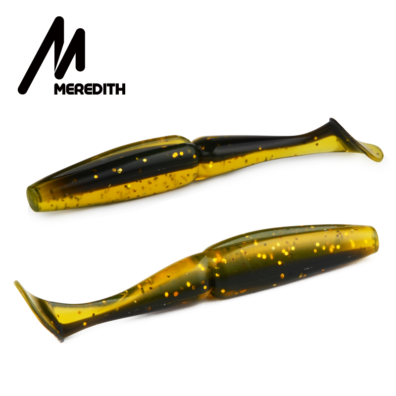 Meredith Crazy Shiner 7cm 3g 10pcs Soft Fishing Lure Soft Bait Fishing Wobbler Bass Minnow Bait Artificial Fishing Tackle allblue slugger 65sp professional 3d shad fishing lure 65mm 6 5g suspend wobbler minnow 0 5 1 2m bass pike bait fishing tackle