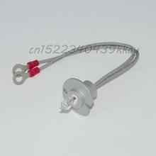 Биохимическая лампа Mindray 12 В 20 Вт Mindray BS200/BS220/BS330/BS400/BS800 12 В 20 Вт, лампа для химического анализатора с соединительным кабелем
