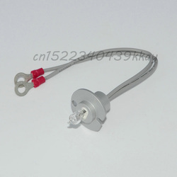 Mindray 12V 20W биохимическая лампа Mindray BS200/BS220/BS330/BS400/BS800 12v20w химический анализатор лампа с соединительным кабелем