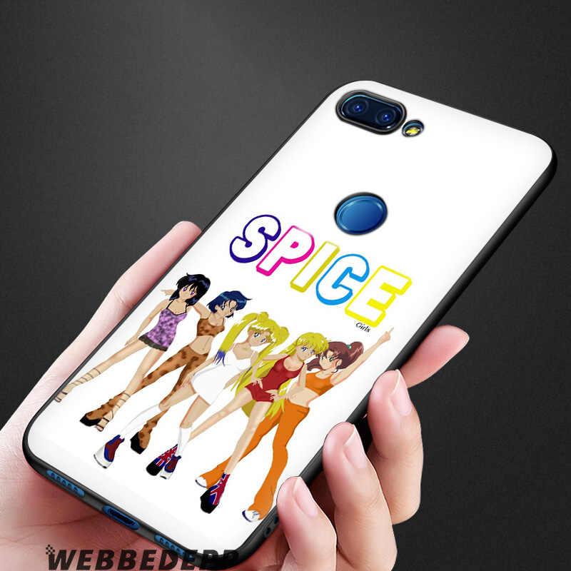 Spice Girls Soft Case para Xiaomi 9 WEBBEDEPP 8 SE 6 A1 A2 Lite MIA1 MIA2 Lite MI8 MI6 MAX 3 POCOPHONE F1