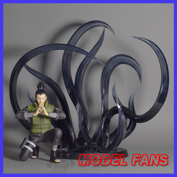 MODEL FANS IN-STOCK NARUTO 30cm Nara Shikamaru GK resin made for Collection model fans in stock the same paragraph tsume 50cm fist of the north star lao gk resin made for collection