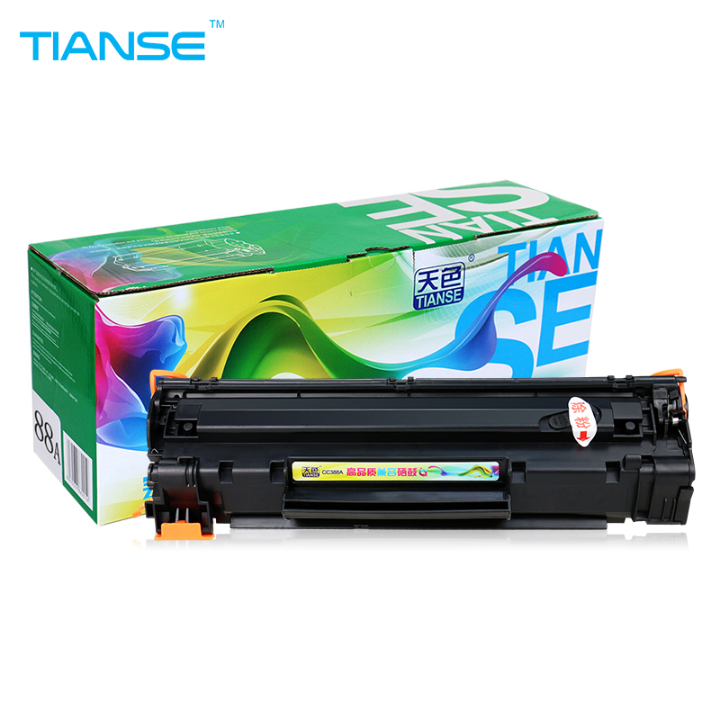TIANSE for HP CF283A toner cartridge 83A 283A 283 for HP Laserjet Pro M127NF M126NF M125NW M125 M126 M127 M128 M201 M225 Printer compatible high quality brand new toner cartridge cf283a for hplj promfp m125 m126 m127 m128 series printer 1 5k