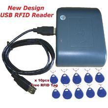 Контроль доступа 125 кГц usb rfid считыватель смарт карт новый