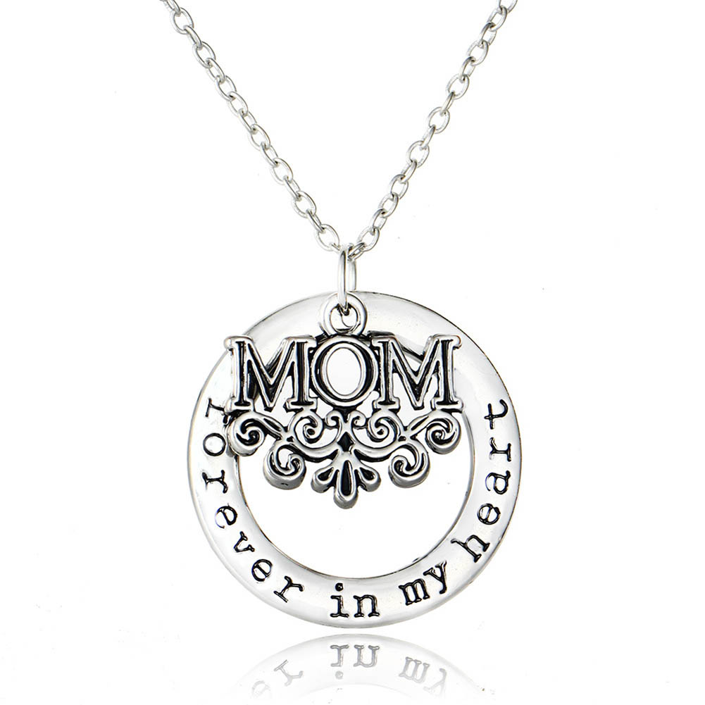 Mother Forever in My Heart Necklace