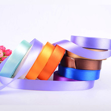 25Yards/Roll 20mm Silk Satin Ribbons Handmade for Crafts Christmas Decorative DIY grosgrain Ribbon Party Gifts Wrapping Supplies