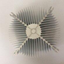 Vendite dirette della fabbrica 95*95*35mm CPU rotonda di raffreddamento chip di Computer di raffreddamento