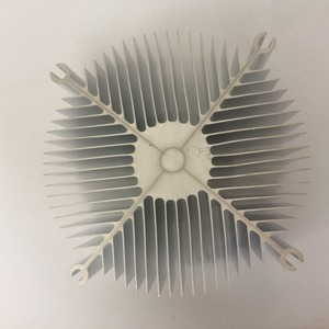 Image 1 - Venta directa de fábrica de 95*95*35mm CPU ronda refrigerador computadora chip refrigerador
