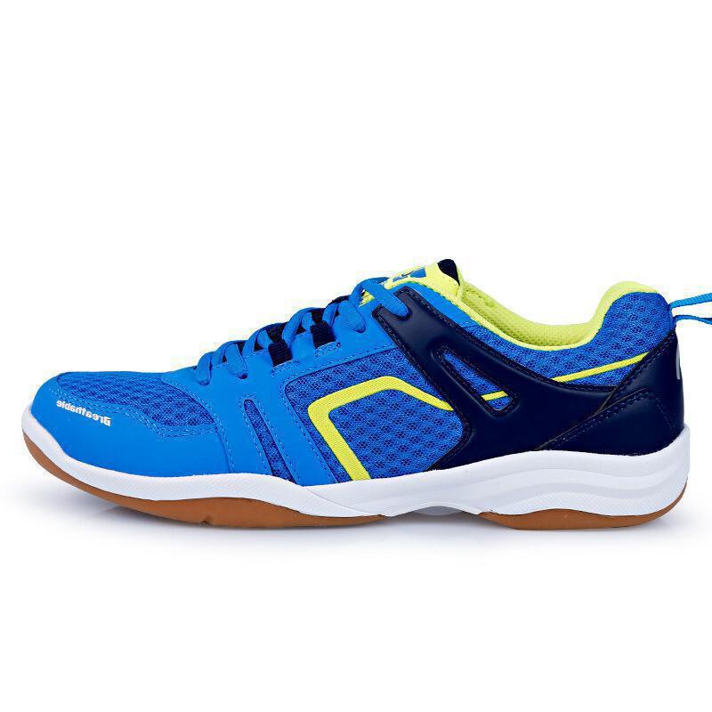 Zuoxiangru nouvelles chaussures de Badminton sport hommes femmes Anti-glissant lumière maille Surface respirante et résistant à l'usure