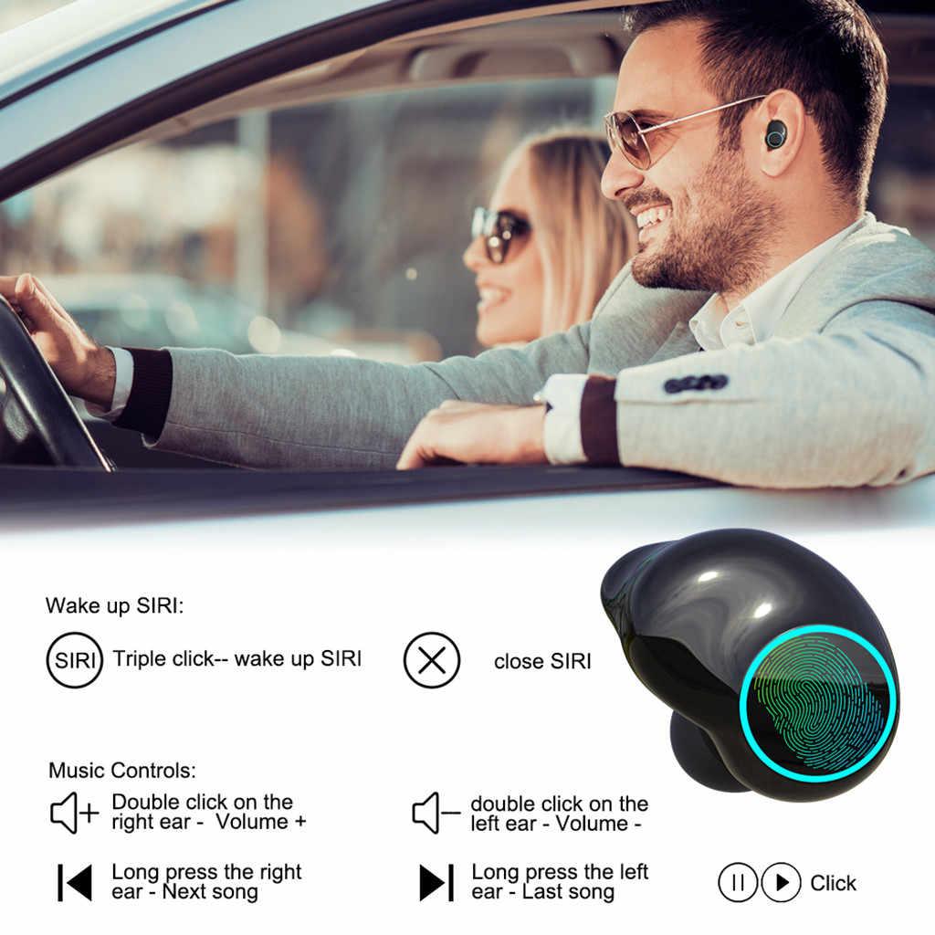 HIPERDEAL Bluetooth наушники 2019 беспроводной Bluetooth 5,0 hi-fi звук водостойкий Громкая связь Bluetooth наушники Apr18