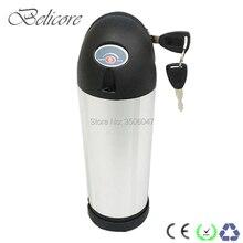 36v 500w water bottle electric bike battery 12ah 13ah 14.5ah 15ah 16ah 17ah 17.5ah frame e-bike