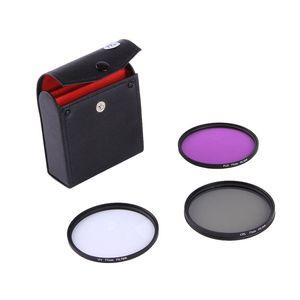 Image 2 - 82mm uv cpl fld nd 2 4 8 densidade neutra lente de filtro conjunto para canon eos câmera com ef 16 35mm/24 70mm f/2.8l ii usm lente