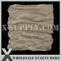 P1 3mm de Metal Strass Folha de Malha de Tecido em Base de Metal Ouro Sem Ferro Na Cola, Usado Para O Vestuário, colar, Sapatos, Mesa