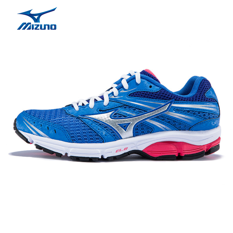 MIZUNO Women WAVE ZEST (W) Breathable Light Weight Cushioning Jogging Running Shoes Sneakers Sport Shoes J1GL159823 XYP293 zest umbrellas 24755