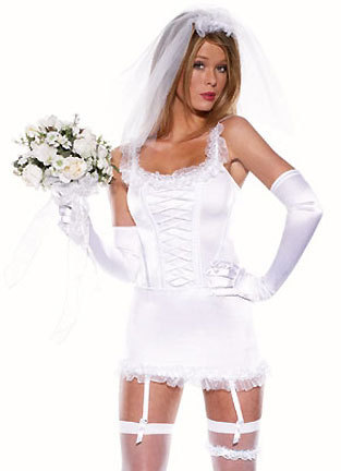 10a5d61e3631 Lencería de boda para mujer 3S1066 trajes de novia ruborizados ropa  interior de lujo vestido de novia blanco Sexy