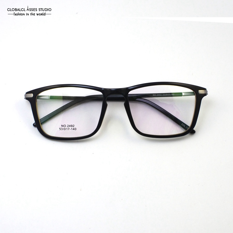 New High quanlity Women&Men TR90 frame clean lens Glasses Frame ...