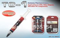 Free Shipping TG 1 Thermal Grease 4g Better Than Arctic Silver 5 For Bga Repairing Accessories