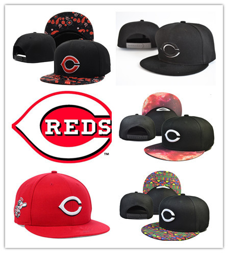 2015 New Phantasmic Style Logo Embroidery Cincinnati Reds Snapback