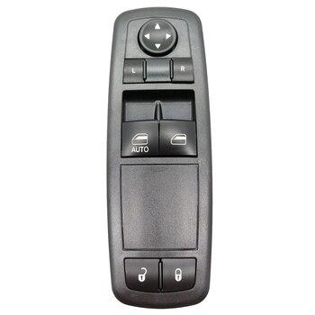Conducteur de commutateur de fenêtre d'alimentation de voiture Lh adapté pour 2012-2019 Dodge caravane 68110870Aa