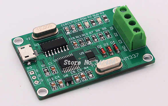 The new USB high frequency pulse signal has 1~150 MHz three way frequency band sweep function.
