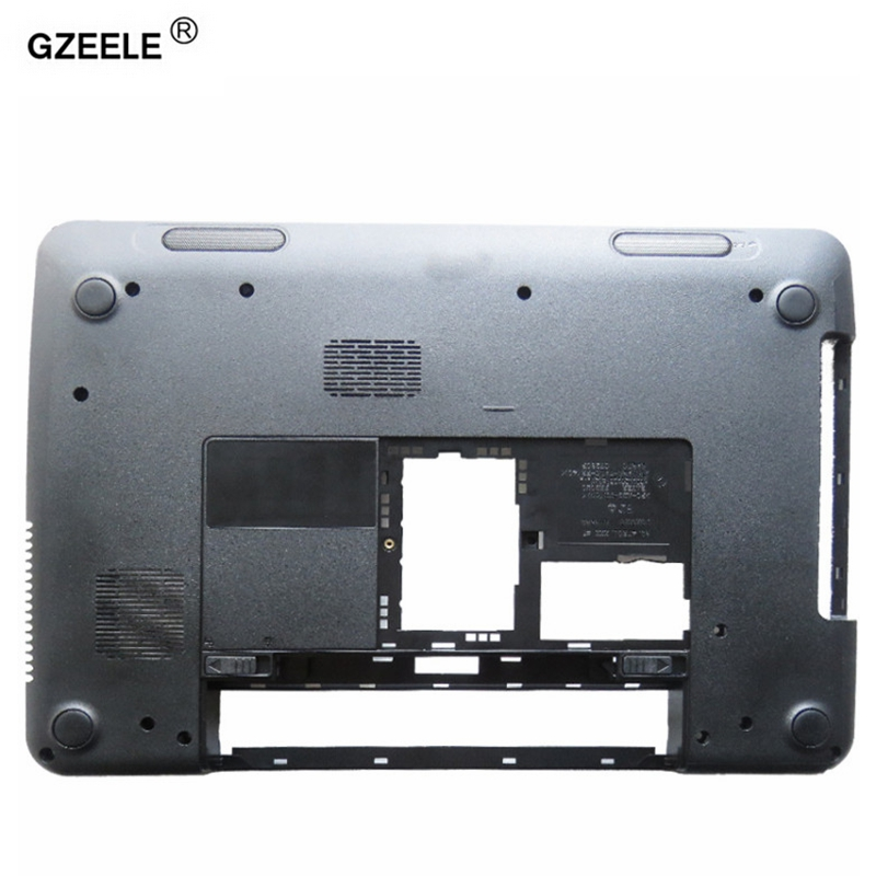 GZEELE NEW laptop Bottom case Base Cover case for DELL Inspiron 15R N5110 M5110 Replacement PN: 005t5 39D-00ZD-A00 board for nhxrj m5110 v3555