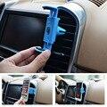 Montar titular de telefone celular Universal carro celular titular ajustável ar suporte de ventilação do iphone 5s 6 6 plus 6 s samsung galaxy