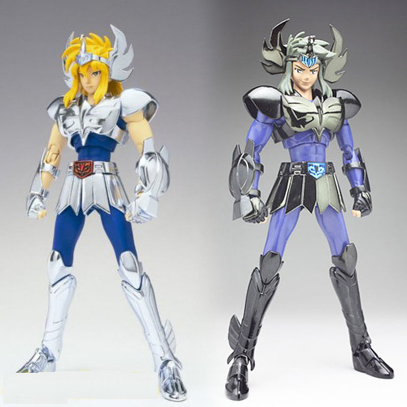 in stock Cygnus HYOGA final Cloth EX metal armor GREAT TOYS GT EX Bronze Saint Seiya Myth Cloth Action Figure toy строительный фен bosch phg 500 2 060329a008