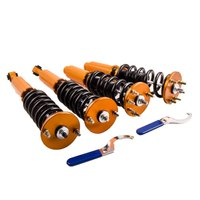 24Way Adjustable Full Kit Coilover Suspensions For Honda Accord 98 02 Acura TL 99 03 Shocks