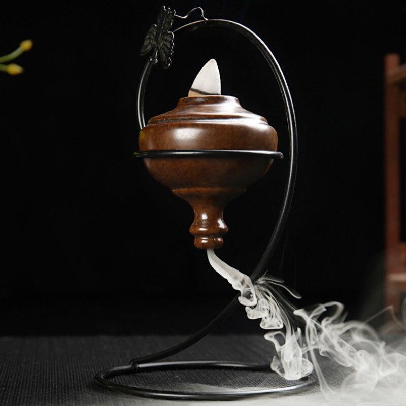 Aliexpress Com Buy Creative Backflow Smoke Incense