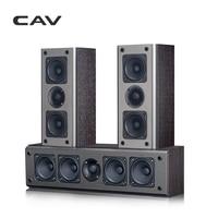 CAV SP950CS High End Home Theater Speaker Center Surround Sound Speakers System