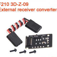 F18864 Walkera F210 3D Edition F210 3D-Z-09 External Receiver Converter for Raci