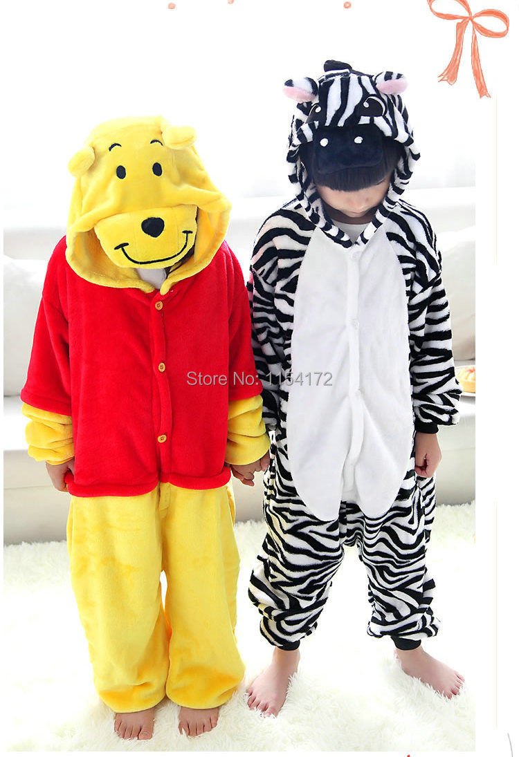 Popular Girls Zebra Pajamas-Buy Cheap Girls Zebra Pajamas lots ...