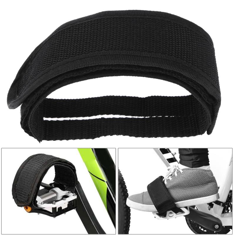 1pc Anti-slip Bicycle pedales bicicleta Mtb Foot Pedal Bands Feet Binding Straps Cycling Fixed Gear Beam Foot Cycling Pedals