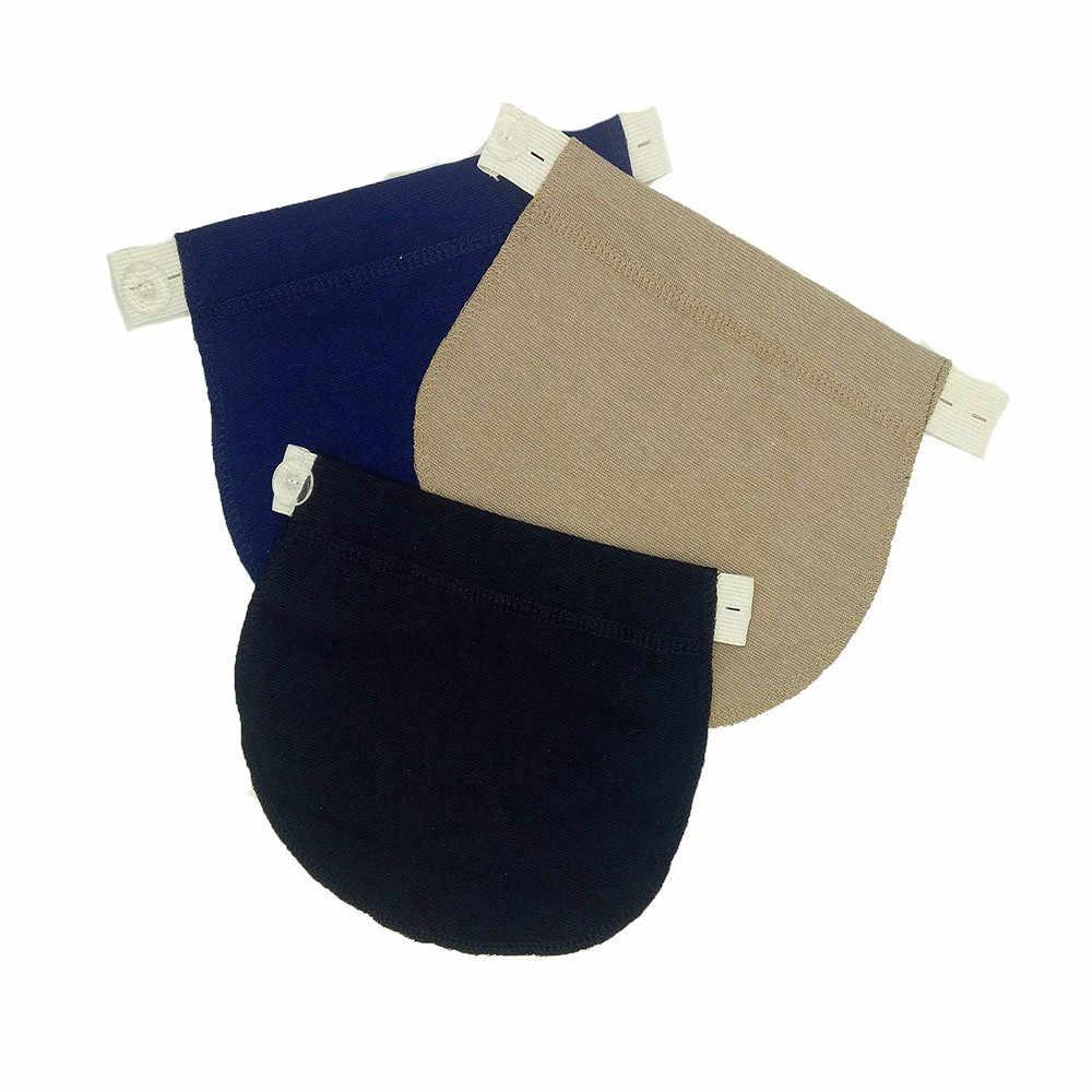 2b6fcd78f8c12 3Color Pregnant Belt Pregnancy Support Maternity Pregnancy Waistband Belt  Elastic Waist Extender Pants Dress Garment Accessories