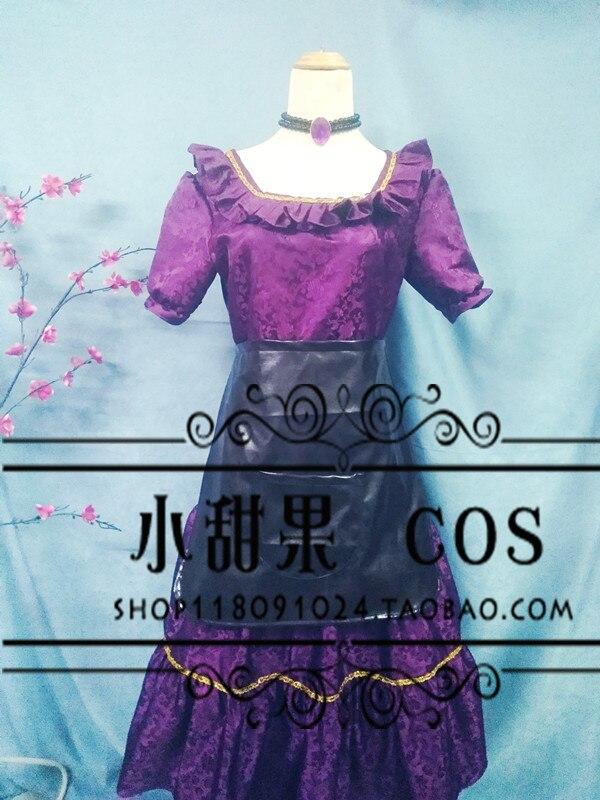 Coco Imelda Cosplay Costume Custom Any Size